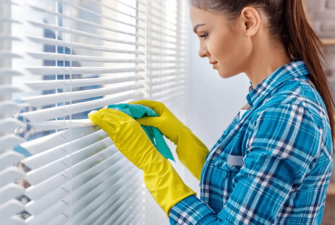 Як доглядати за жалюзі та ролетами в домашніх умовах 1
